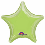 A Lime Green Star