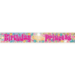 Banner Birthday Princess