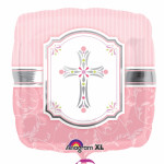 Mylar Communion PInk