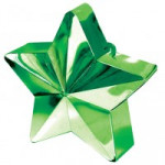 Balloon Weight Green Star