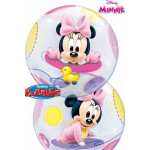 Bubble Baby Minnie Mouse