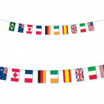 20 Multi Nation Bunting