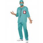 Adult Surgeon Costume