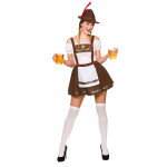 Adult Bavarian Beer Maid