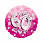 85 A Sparkle Pink 60th