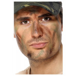 Army Camouflage Make-up