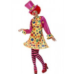 Adult Clown Lady