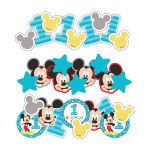 Confetti Mickey Fun One