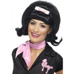50's Flicked Beehive Wig