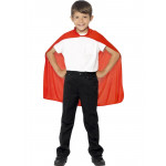 Childrens Red Cape