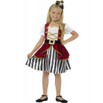 Childrens Deluxe Pirate Girl