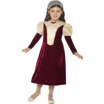 Childrens Tudor Damsel