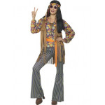 Adult 60's Hippie Singer