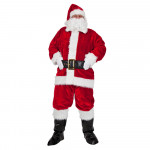 Adult Regal Plush Santa