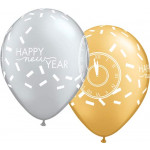 25 New Year Countdown Balloons