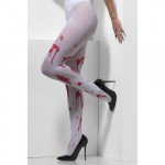 Adult Blood Splattered Tights