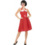 Adult 50s Rockabilly Pin Up