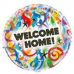 Mylar Welcome Home Bright