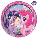 Plates 9in My Little Pony