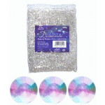 500g Diamante Diamonds Clear