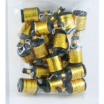 20 Holographic Gold Poppers