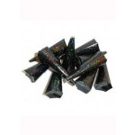 10 Cone Poppers Black