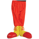 Childrens Clown Shoe Covers