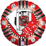 Mylar Casino Chip