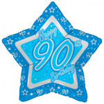121 AH Blue Star 90th
