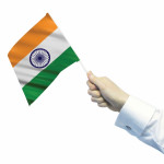 12 Waving Flags India