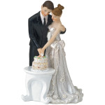Cake Topper Cutting Cake