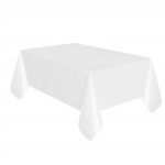 White Tablecovers Square