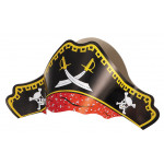 4 Pirates Hats