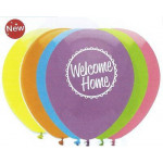 Balloons Welcome Home