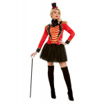 Adult Deluxe Ringmaster Lady