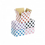 Balloon Box Polka Dots