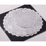 Doilies Silver