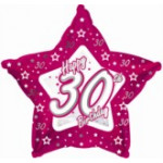 44 AH Pink Star 30th