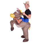 Adult Inflatable Cowboy