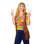 Adult  Ladies Cool Hippie Top