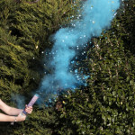 Gender Reveal Smoke Cannon