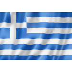 5ft x 3ft GreekFlag