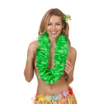 Green Flower Lei