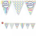 Bunting On Your Retirement