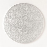 10in Round Double Thick Card