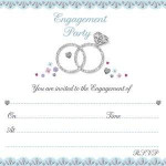 Engagement Invitations Ring